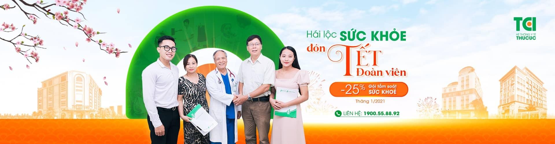 ưu đãi gói khám sức khỏe tháng 1/2021