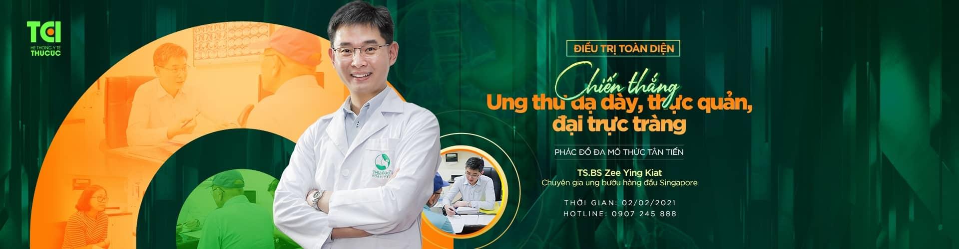 đặt lịch bác sĩ ung bướu Thu Cúca