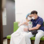 Hành trình đón con trai đầy hạnh phúc của mẹ Trần Thị Lương