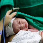 Biểu cảm đáng yêu khi chào đời của bé Nguyễn Ngọc Tuệ Anh