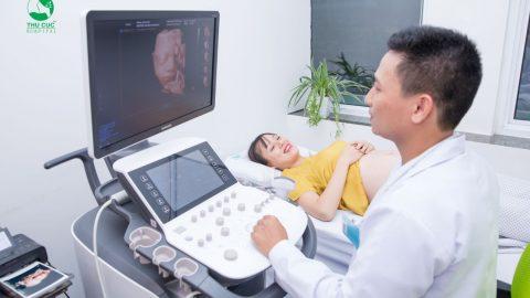 Bật mí sự phát triển của thai nhi khi siêu âm thai 34 tuần