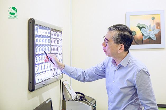 Chụp CT phổi giúp phát hiện khối u và hỗ trợ quá trình điều trị ung thư phổi