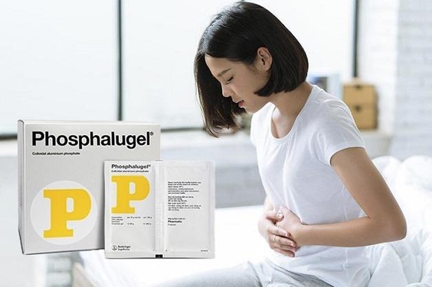 Phosphalugel trả lời cho đau dạ dày nên uống thuốc gì