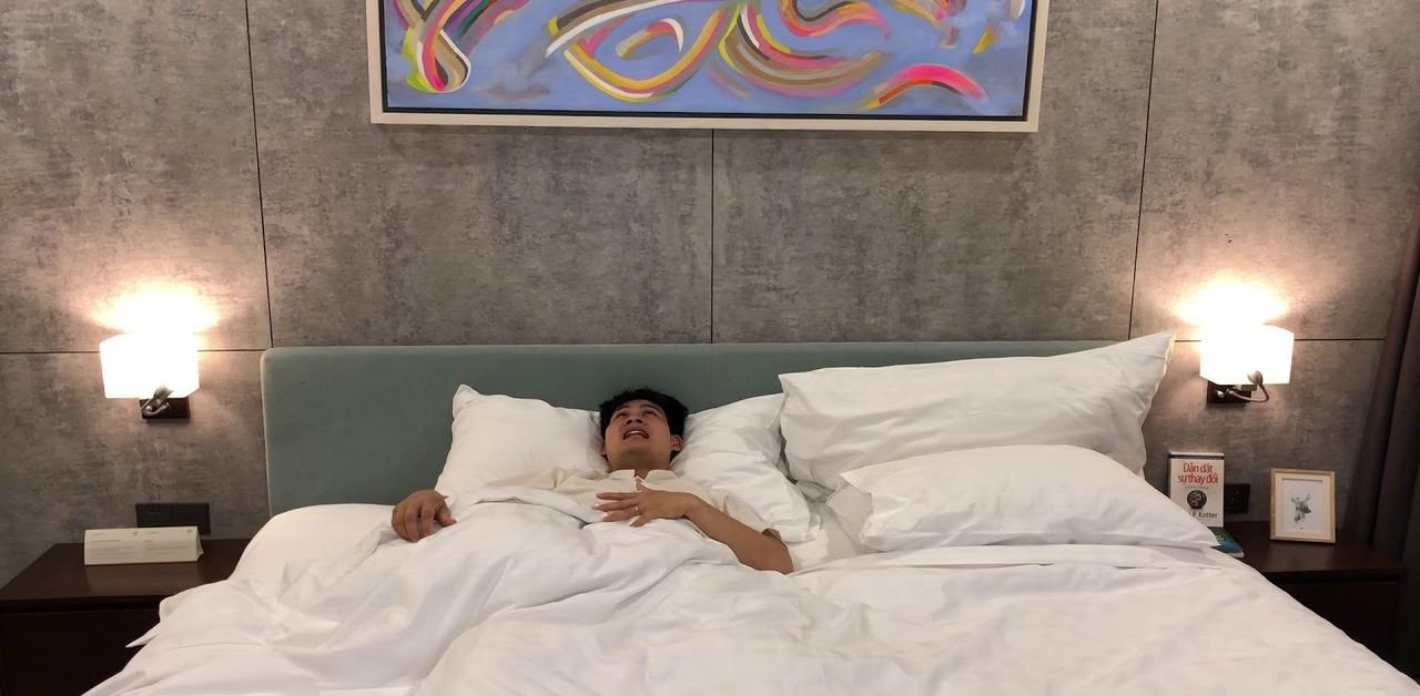 Coi chừng đột quỵ khi ngủ do 4 thói quen xấu sau