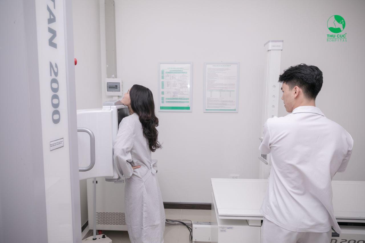 Có thai chụp X quang nguy hiểm không?