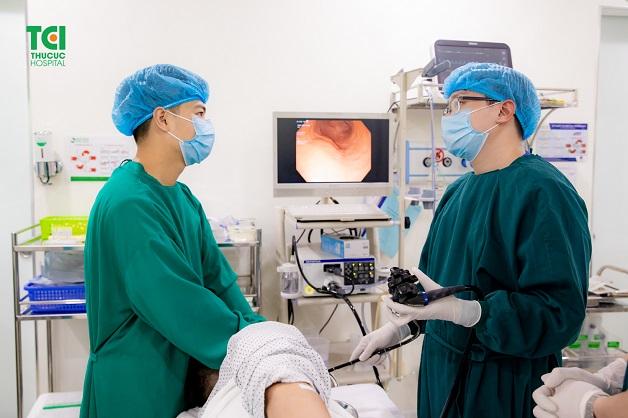 Nội soi thực quản giúp chẩn đoán và điều trị các bệnh lý thực quản