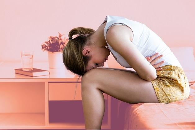 Đau bụng là triệu chứng cơ bản của bệnh rối loạn tiêu hóa ở người lớn