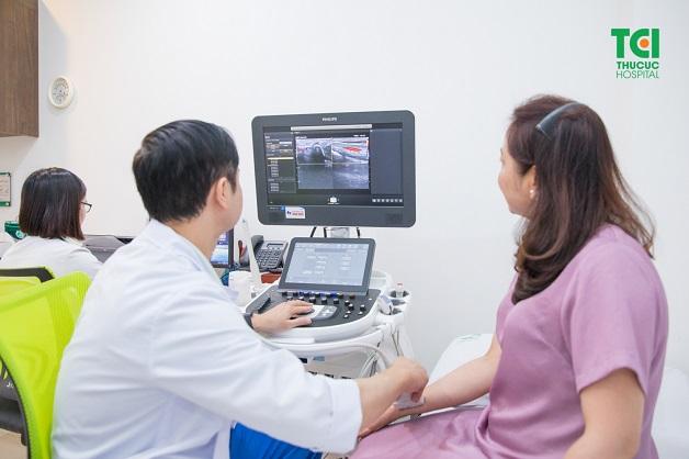 Hình ảnh siêu âm cơ xương khớp có thể giúp chẩn đoán các bệnh lý về cơ xương khớp