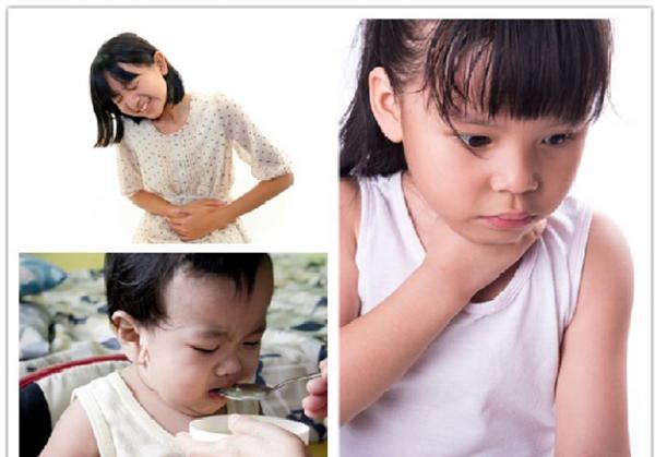 Trẻ em rối loạn tiêu hóa là chứng bệnh rất phổ biến