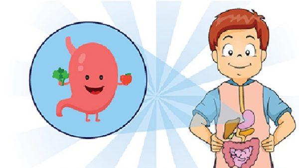 Đảm bảo chế độ dinh dưỡng phù hợp cho con trẻ
