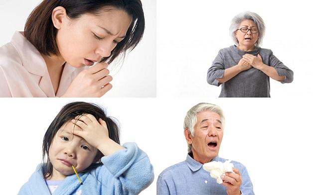 Người có tiền sử nhiễm trùng đường hô hấp chẳng hạn như viêm xoang, viêm mũi dị ứng,... có nguy cơ cao mắc viêm thanh quản mạn tính