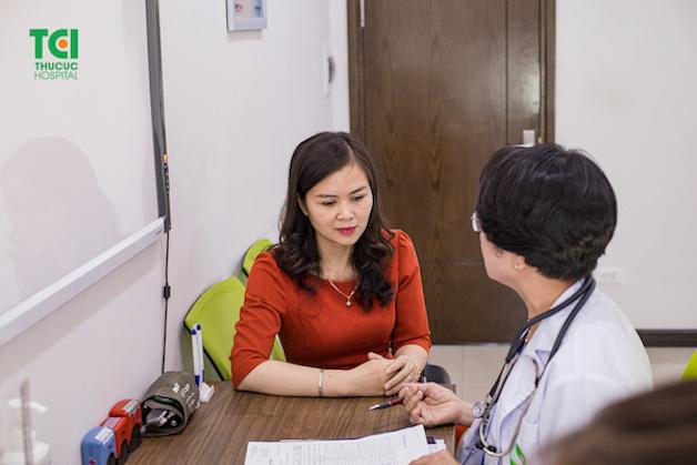 phòng khám sức khỏe tổng quát ở hà nội