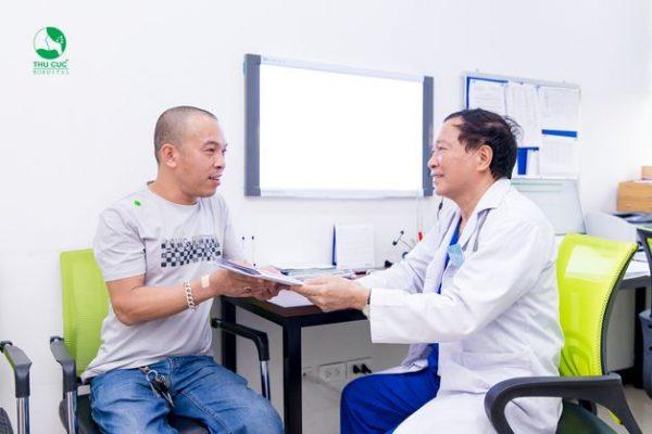 khám sức khoẻ dịch vụ