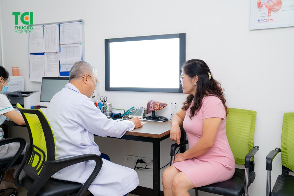 Đối tượng cần tầm soát sớm ung thư phụ khoa