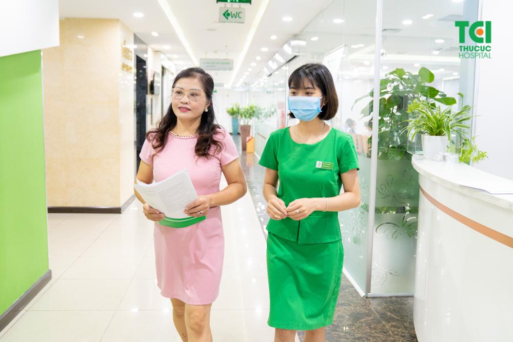 Lợi ích của kiểm tra ung thư phụ khoa