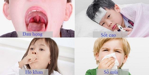 Những bệnh lý liên quan đến đường hô hấp là một trong những nguyên nhân gây ra hôi miệng ở trẻ em