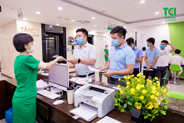 khám sức khỏe định kỳ doanh nghiệp