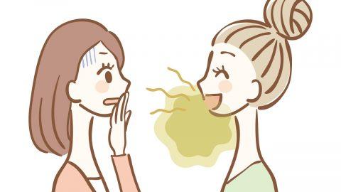 Làm thế nào để chữa hôi miệng?