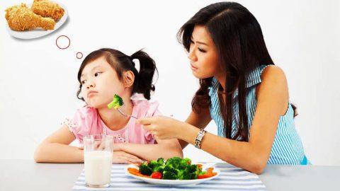 Gợi ý danh sách các món ăn cho trẻ biếng ăn