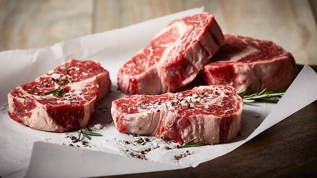 Thịt bò là một loại thực phẩm chứa hàm lượng sắt vô cùng dồi dào.