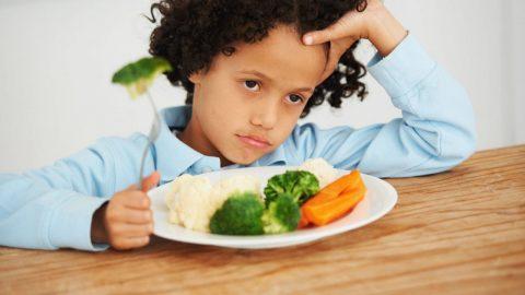 Trẻ biếng ăn lâu ngày cha mẹ cần làm gì?
