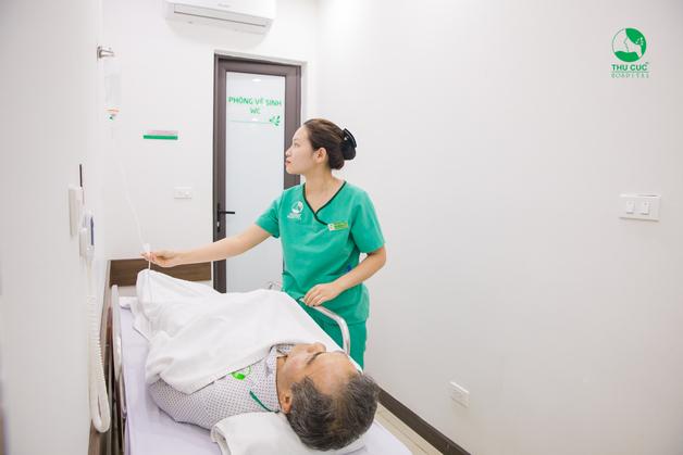 chăm sóc bệnh nhân ung thư tụy giai đoạn cuối