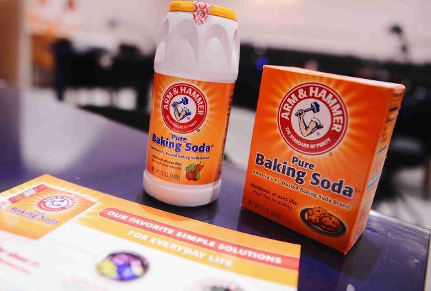 Cách trị nhiệt miệng tại nhà với baking soda