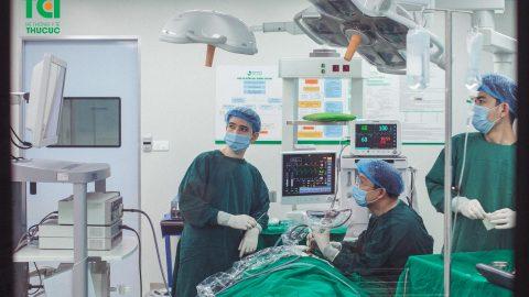 Khám và điều trị các bệnh lý về tai – xương chũm tại BV ĐKQT Thu Cúc