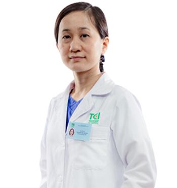 Bác sĩ Nguyễn Thị Việt Hà