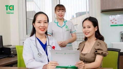Phương pháp điều trị viêm cổ tử cung tại Bệnh viện ĐKQT Thu Cúc