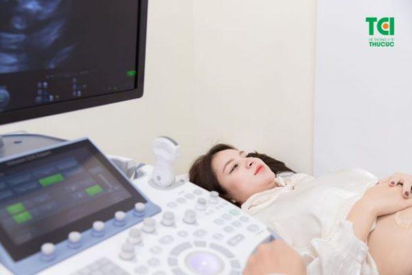 không phải tất cả các bà bầu đều có thể thực hiện việc siêu âm tim thai