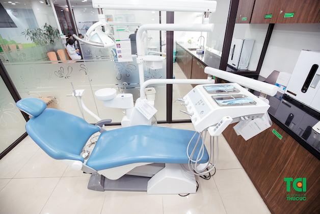 Hệ thống ghế máy nha khoa Gnatus (Braxin).