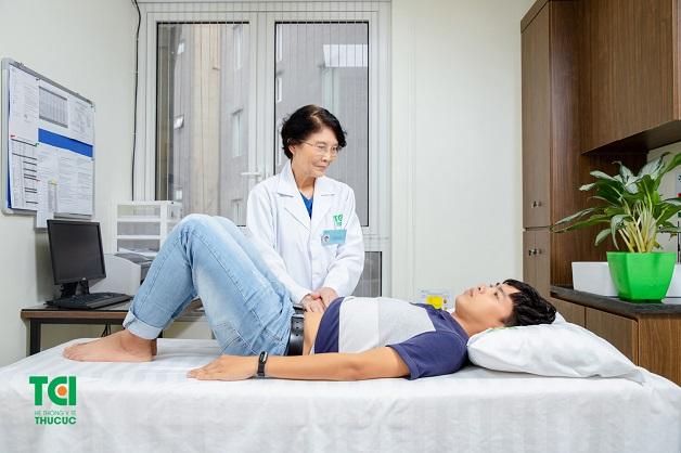 Khi mắc rối loạn tiêu hóa, người bệnh cần thăm khám kịp thời