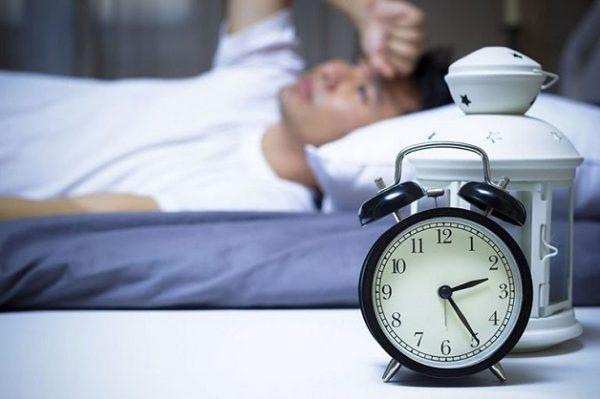 biến chứng mất ngủ mạn tính