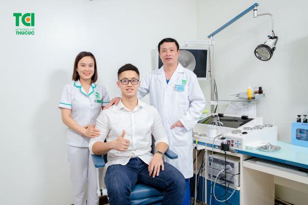 Chính vì vậy, Chuyên khoa Tai – Mũi – Họng Bệnh viện ĐKQT Thu Cúc đã trở thành địa chỉ uy tín để khám và điều trị các bệnh về mũi.