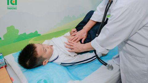 Các bệnh lý về thận – tiết niệu thường gặp ở trẻ