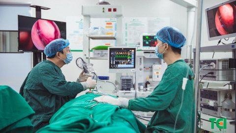 Chấm dứt cơn đau đầu triền miên nhờ phẫu thuật nội soi mũi xoang