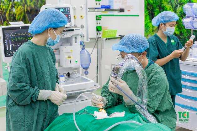 phẫu thuật vá màng nhĩ hết bao nhiêu tiền