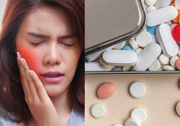 Khi bị đau răng nhiều người thường hay sử dụng thuốc để giảm đau hiệu quả