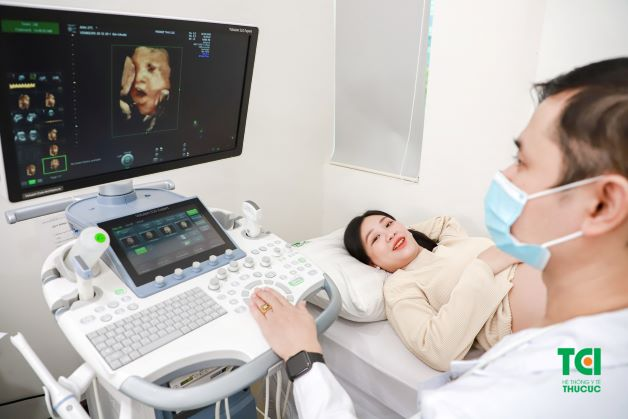 Siêu âm 5D có thể giúp quan sát một cách rõ nét và chân thực nhất hình thái, cử động của thai nhi trong bụng mẹ