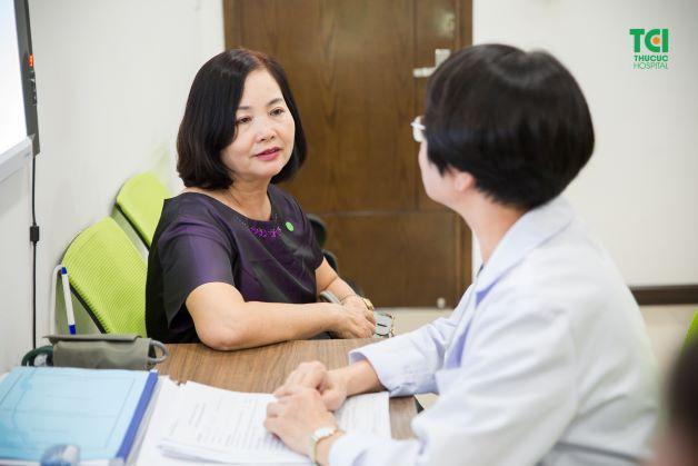 có một số trường hợp chị em bị polyp không có triệu chứng và chỉ được phát hiện khi xét nghiệm tế bào học CTC, sinh thiết buồng tử cung.