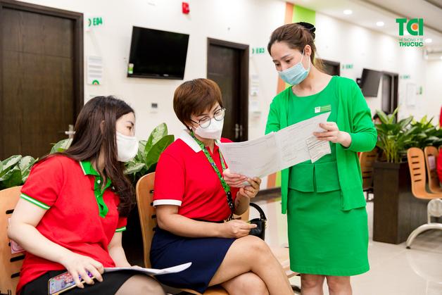 quy trình khám sức khỏe doanh nghiệp