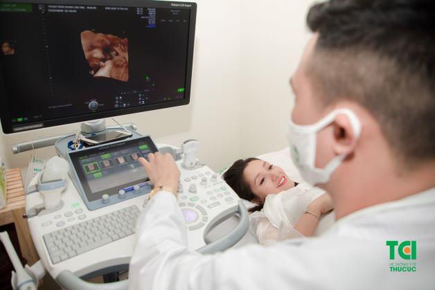 Hệ thống y tế Thu Cúc với trang bị hiện đại, hệ thống phòng khám, phòng siêu âm, xét nghiệm đạt chuẩn