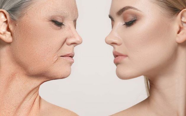 lệch vách ngăn mũi có thể do lão hóa
