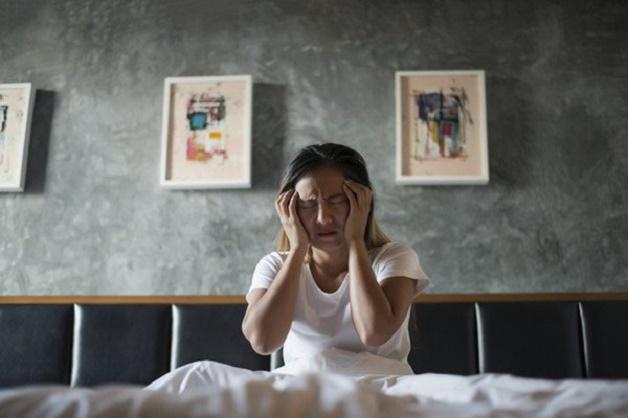mất ngủ mạn tính gây tác hại nguy hiểm