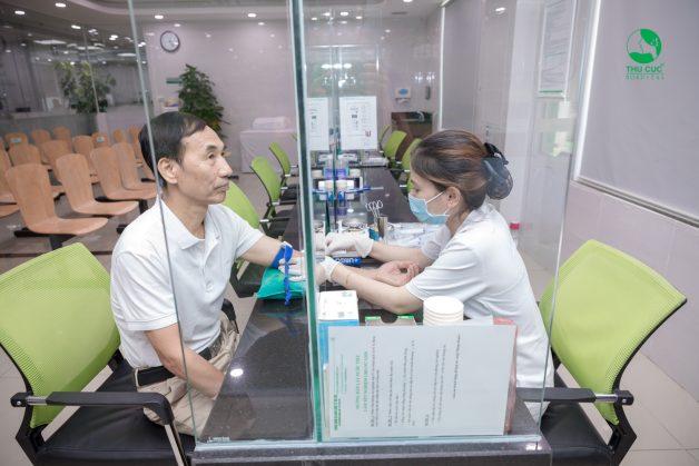 Xét nghiệm PSA đối với ung thư tuyến tiền liệt