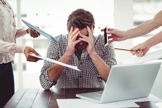 Viêm khớp dạng thấp kiêng ăn gì - Stress dễ gây ra nguy cơ mắc bệnh
