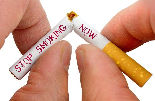 Triệu chứng ung thư thực quản - Bỏ thuốc lá