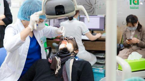 Phát hiện sớm ung thư khoang miệng