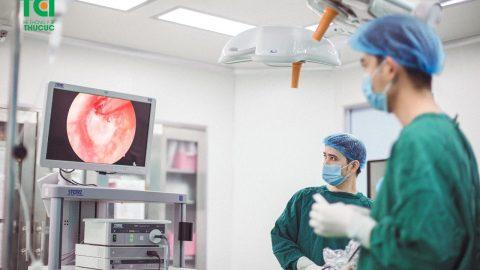 Phẫu thuật tiệt căn xương chũm